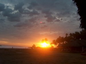 La Ticla Sunrise